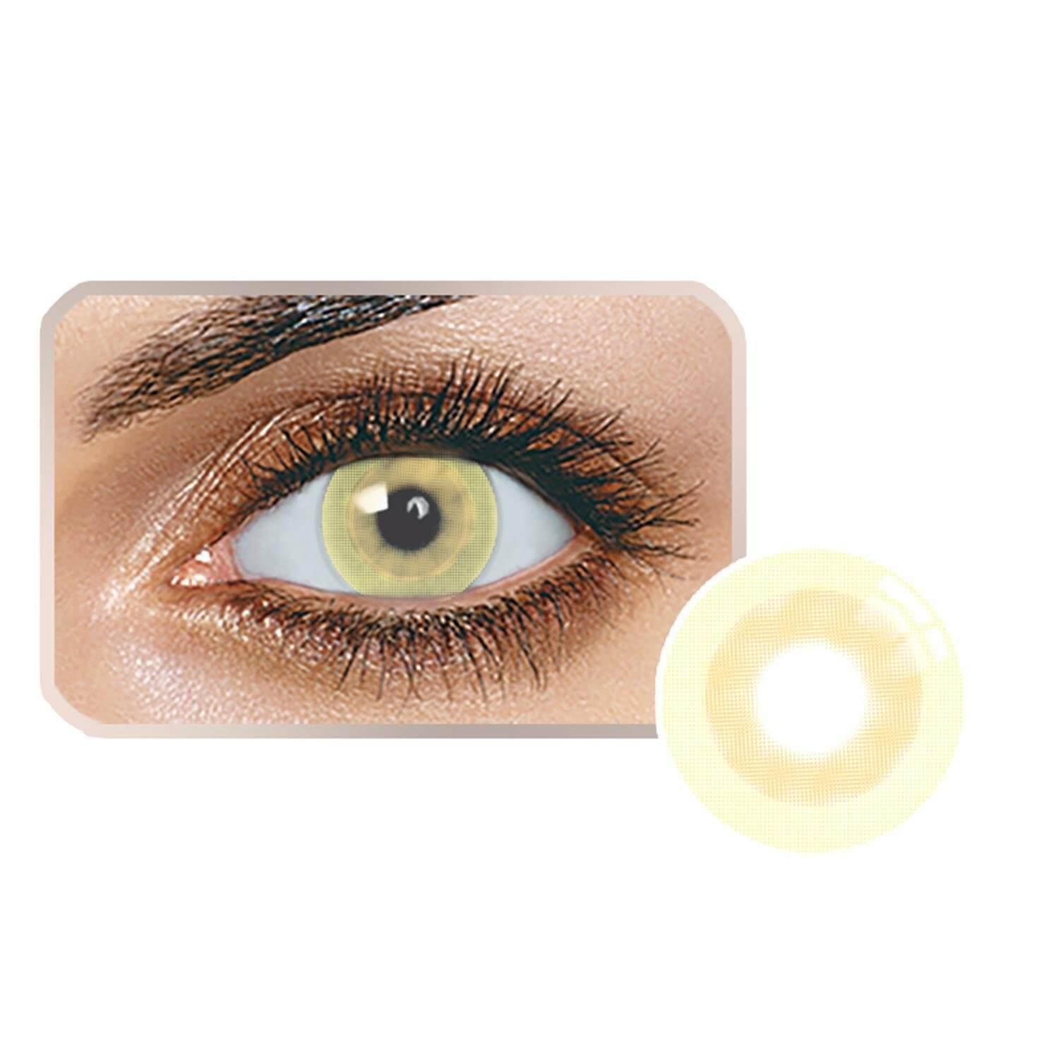Fashion Multicolor Cute Glamour and Attractive Contact Lenses