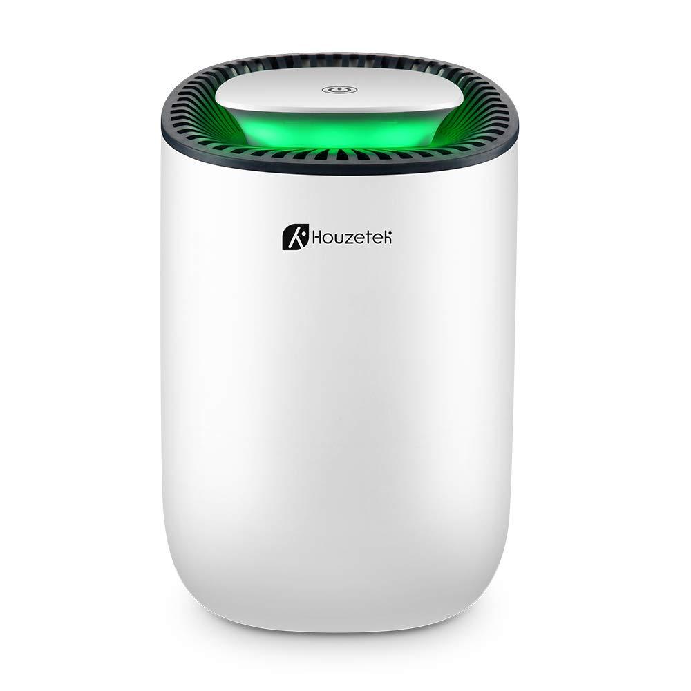 Houzetek 600ml Compact Dehumidifier