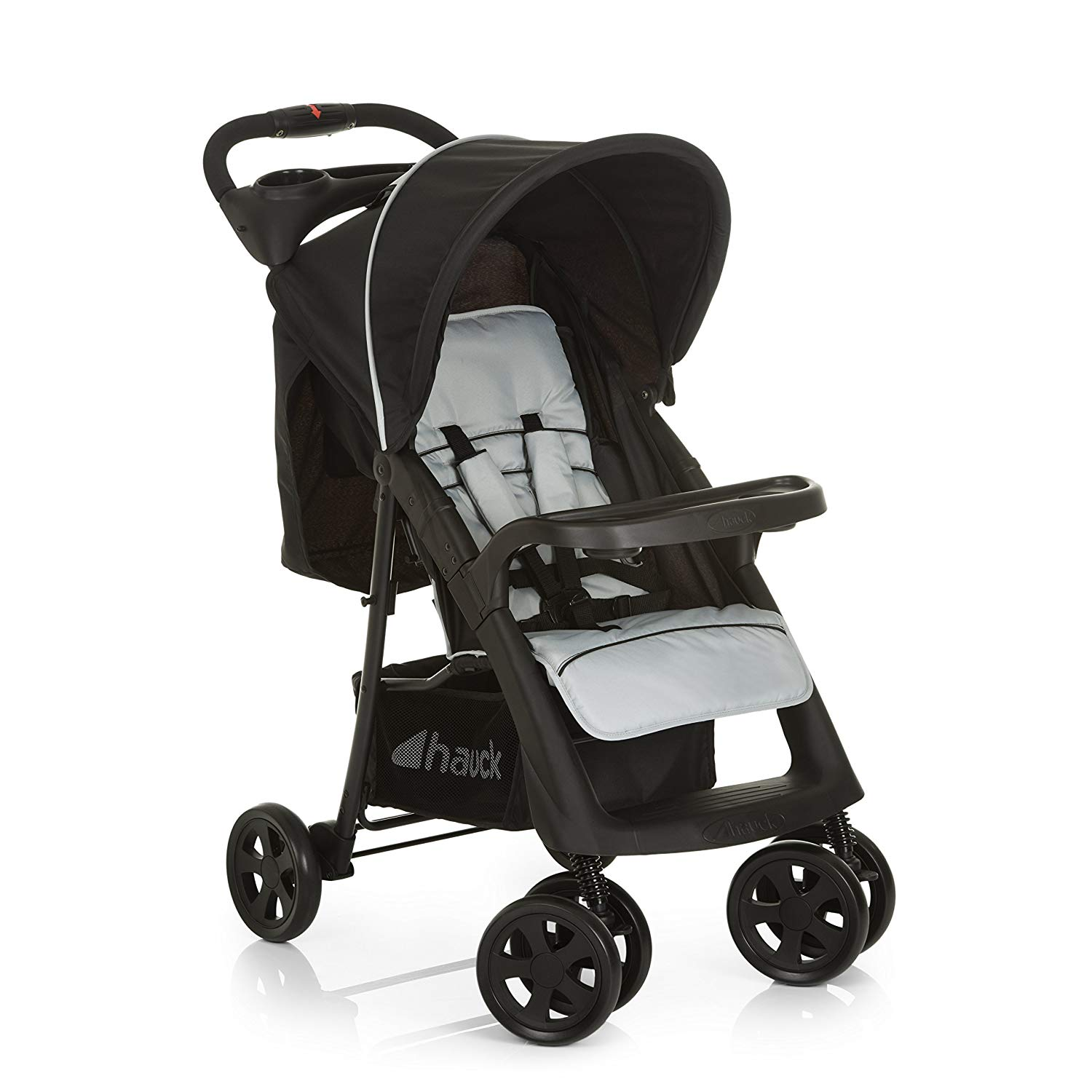 Hauck Shopper Neo II, Folding Pushchair from Birth to 25 kg for £58.39