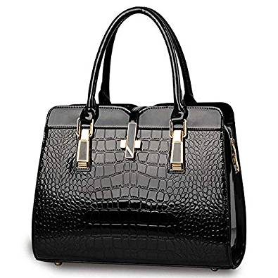BestoU Ladies Handbags PU Leather Crossbody