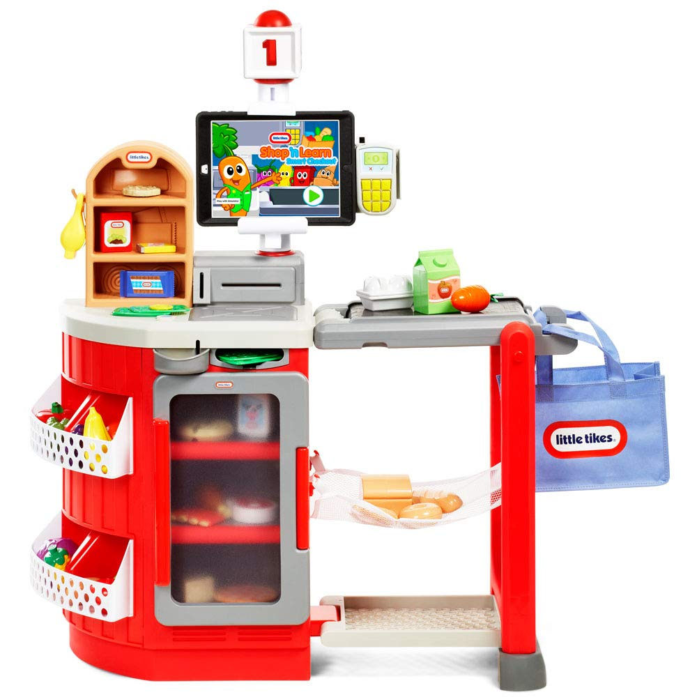 Little Tikes Shop and Learn Smart Checkout