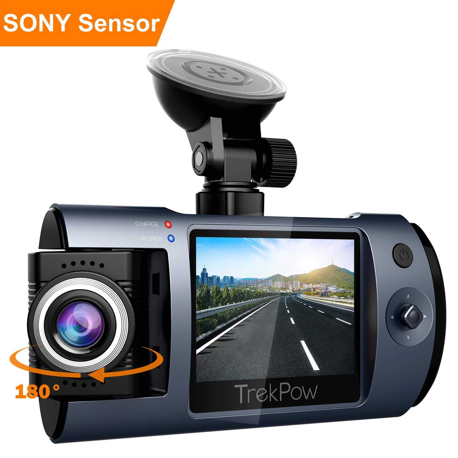 ABOX HD Dash Cam 1080P Full HD Car Camera with Sony Sensor for £25.99