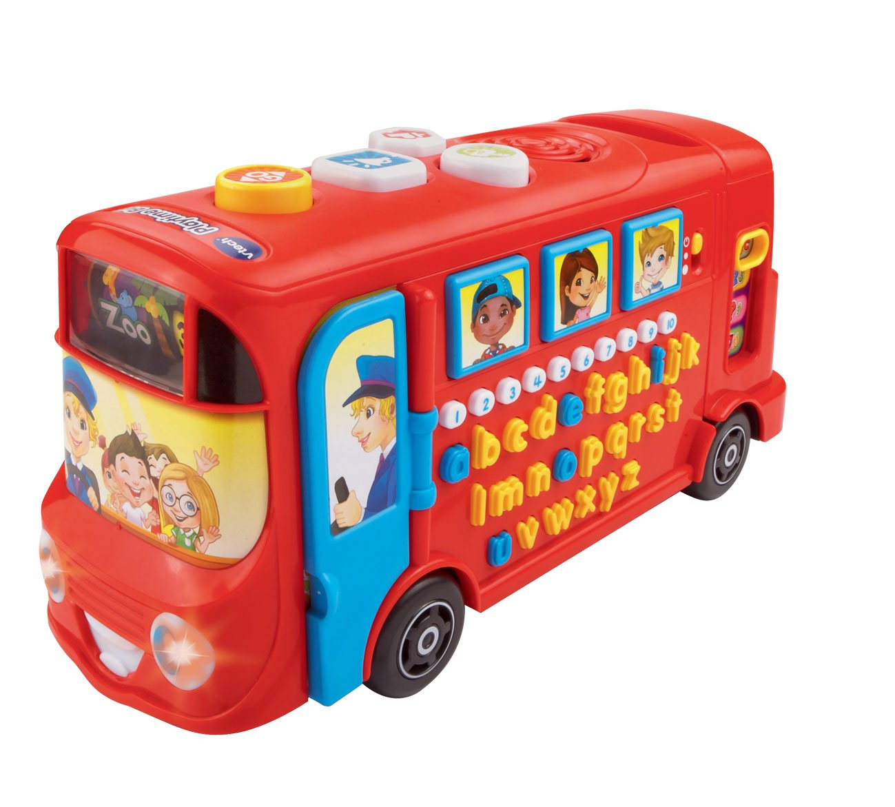 VTech 150003 Playtime Bus Educational Playset Suitable From 18 Months