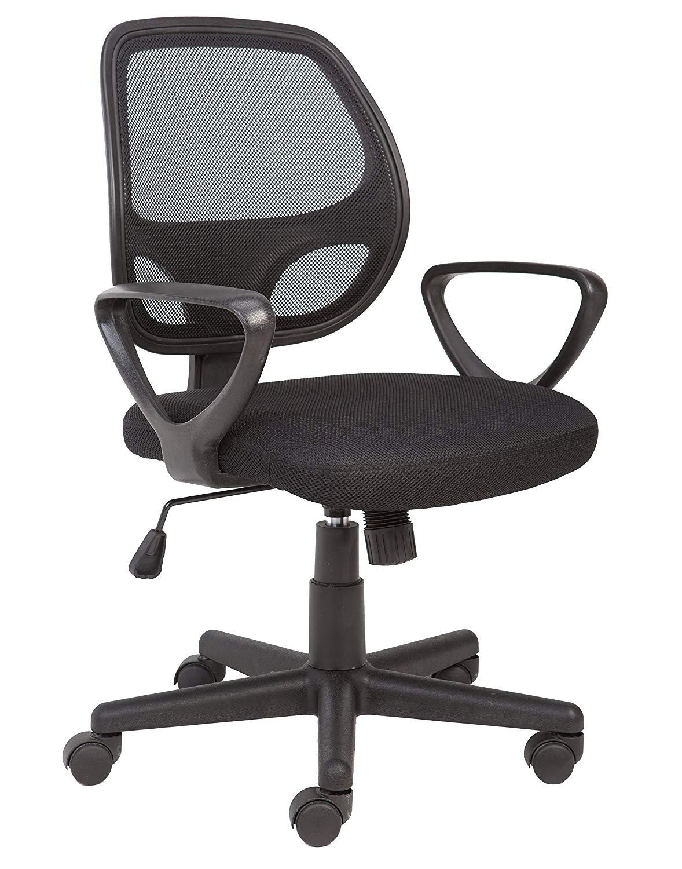 Office Essentials Mesh Back Swivel Desk Chair