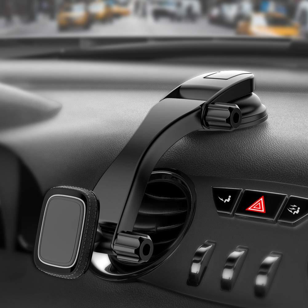 Best Magnetic Car Phone Holder, Adjustable Mobile Phone Mount
