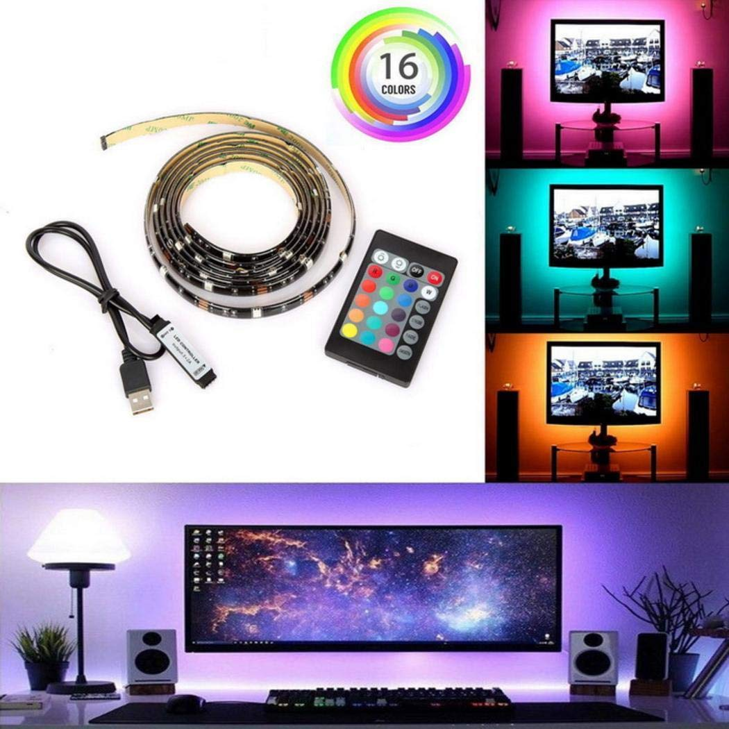 Computer Television Background Lights  LED Light Strip