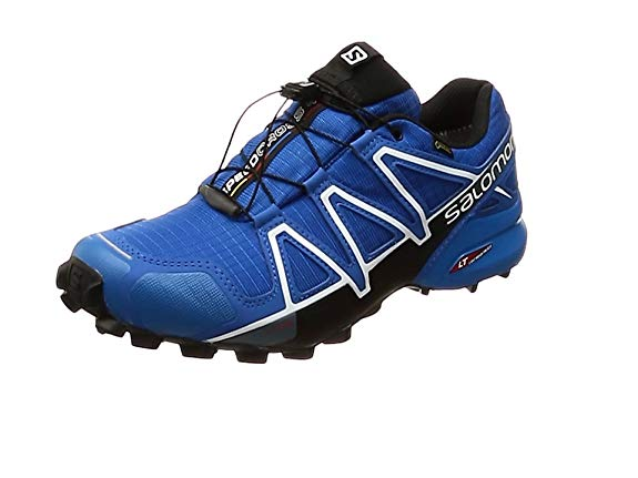 Salomon Men's's Speedcross 4 GTX Trail Running Shoes Waterproof