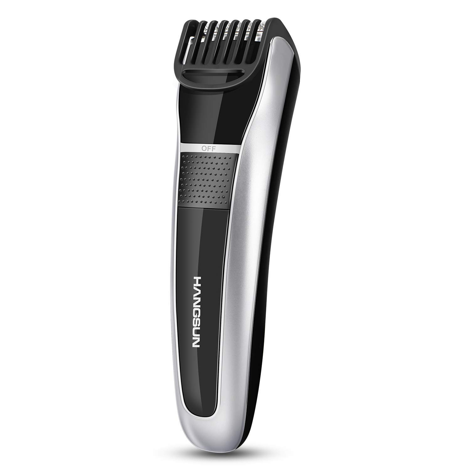 Hangsun Beard Trimmer Hair Clippers Rechargeable Stubble Trimmers Cordless Body Groomer