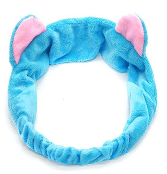 Teaio Cute Cat Ears Hairband Party Gift Headdress Hair Accessories Makeup Tools Headbands