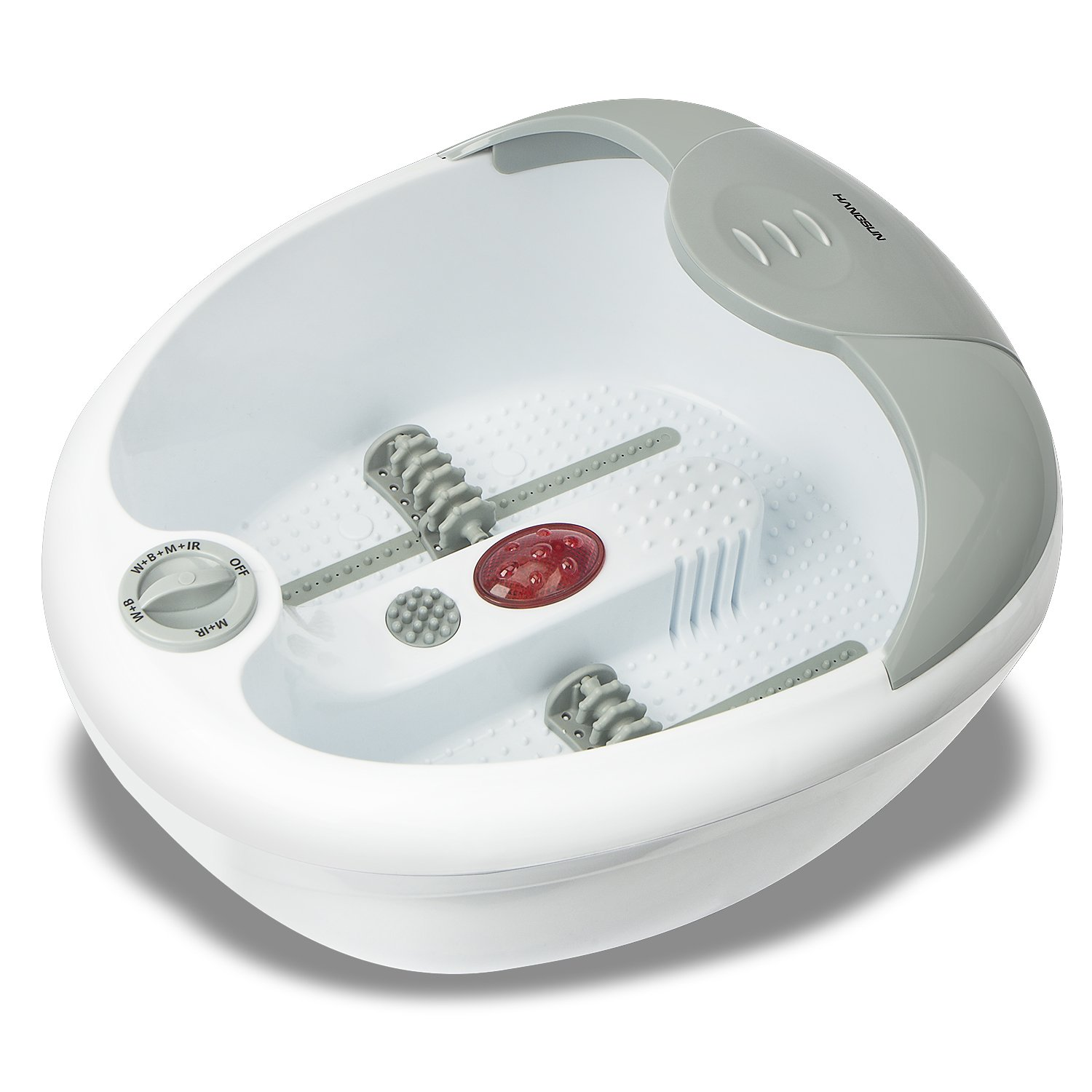 Foot Spa And Massager FM180 Foot Bath with Infrared Heater, Magnetic Field Therapy for Foot Care