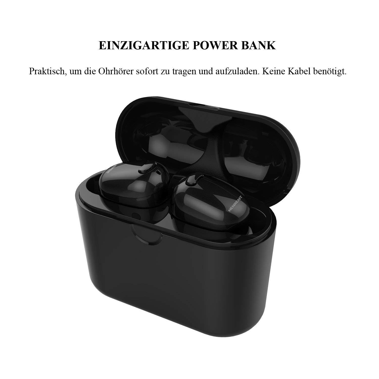 S570 TWS Bluetooth Earbuds, Mini V4.1 Wireless Dual Earpiece Headsets Headphones Earphone