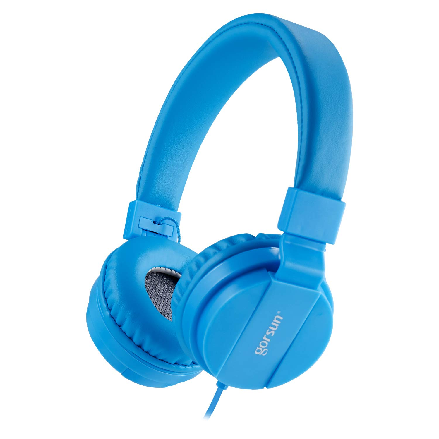 Foldable Headphone, On-Ear Audio Adjustable Lightweight Headphone