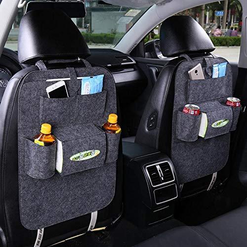 Carsge Auto Car Back Seat Multi Pockets Storage Organizer Holder Bag Stowing & Tidying