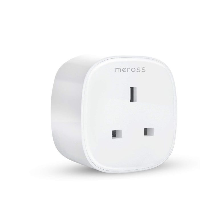 Smart WiFi Plug with Energy Monitor
