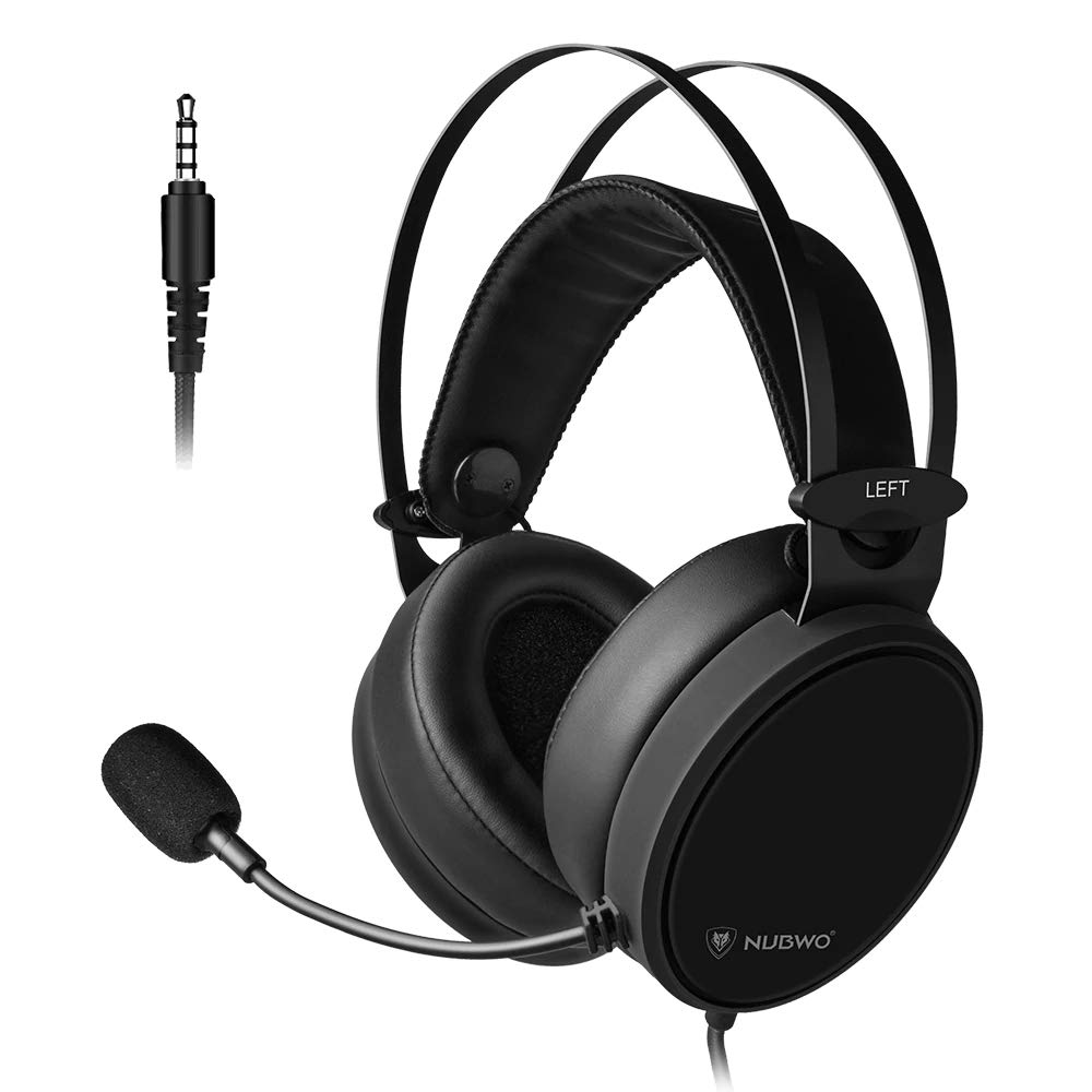 PS4 Gaming Headset,Xbox one Headset 3.5mm PC Gaming Headphones
