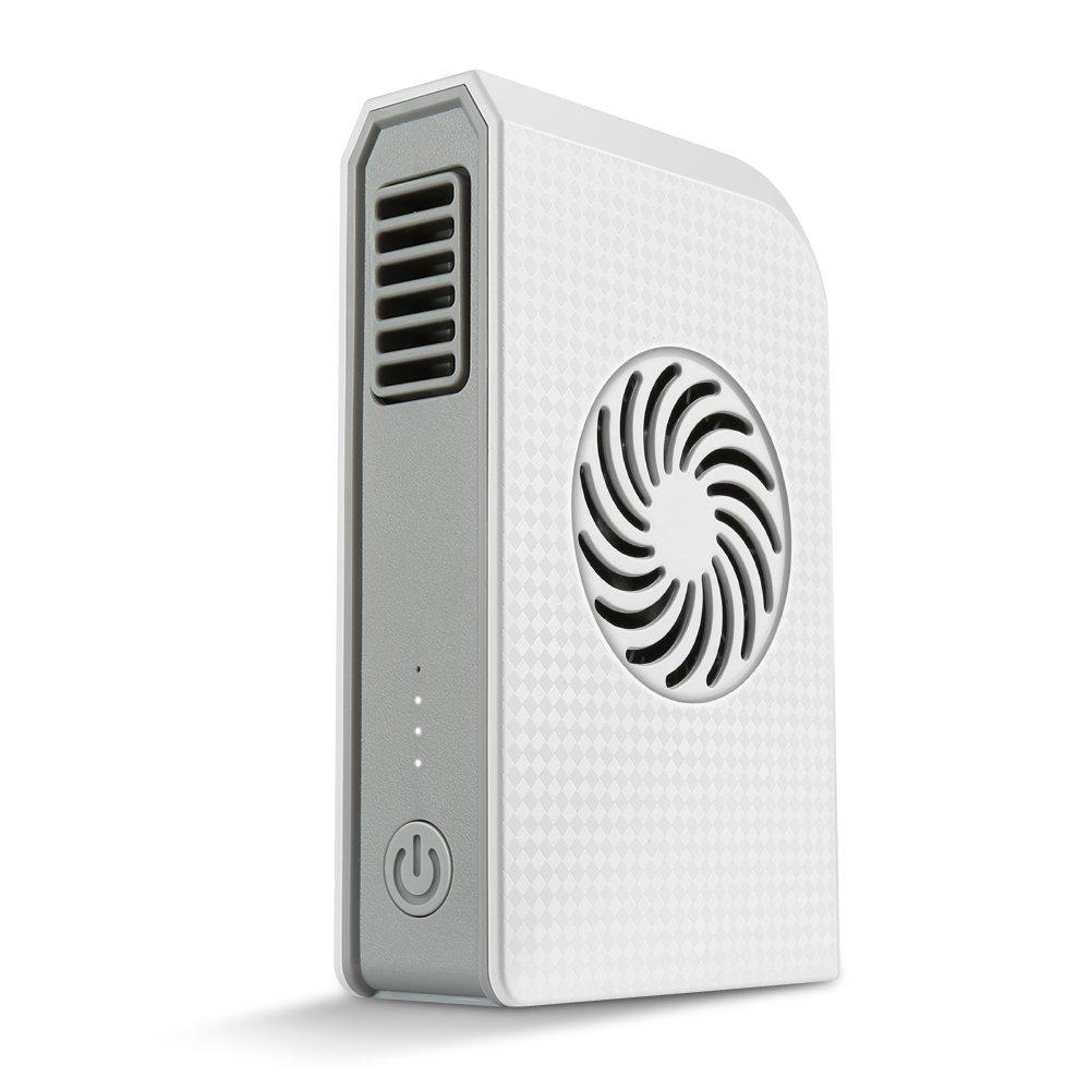 Skyocean Small Personal Fan with 6000mAh Power bank