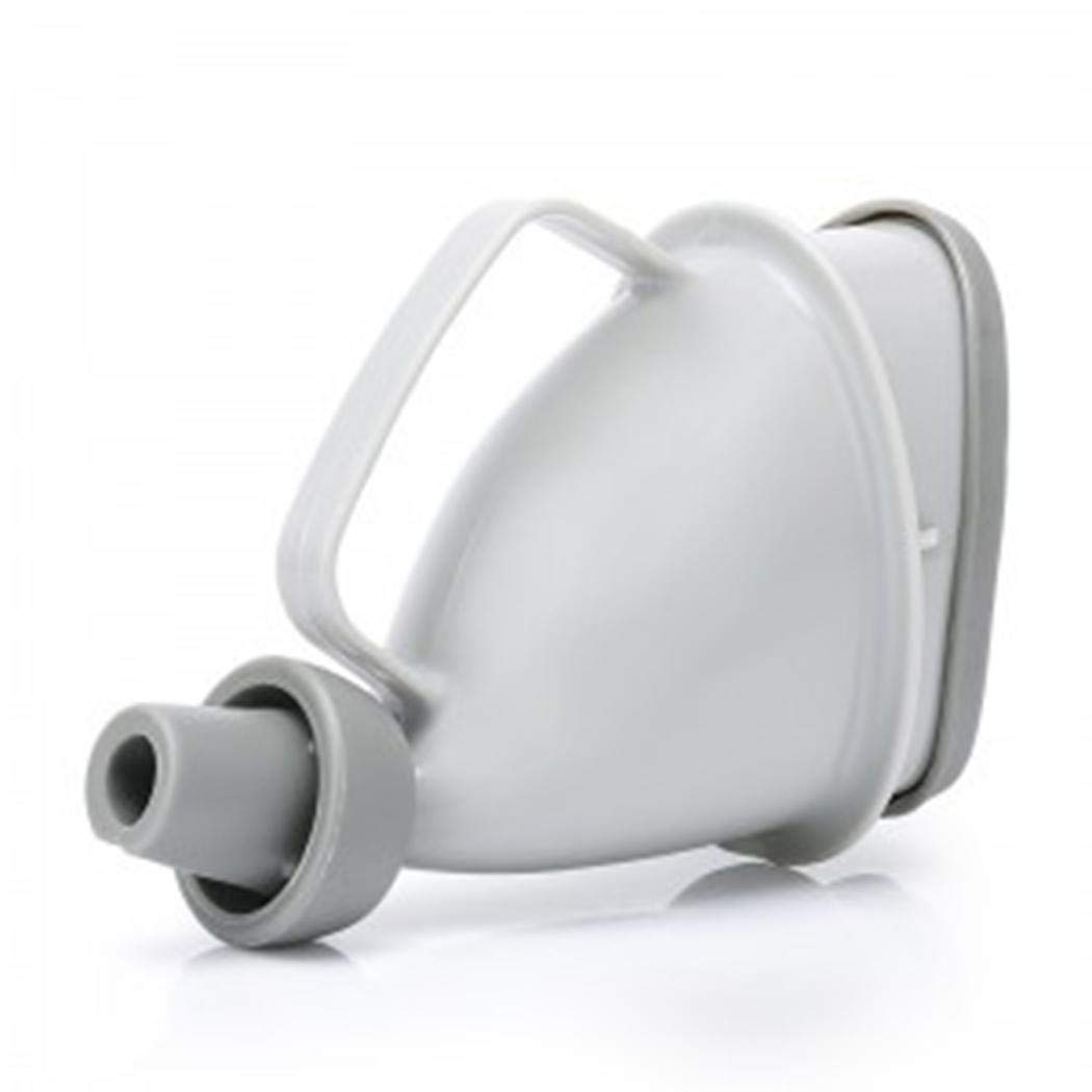 Sioneit Unisex Portable Reusable Car Handle Urine Bottle Outdoor Urination Device Accessories