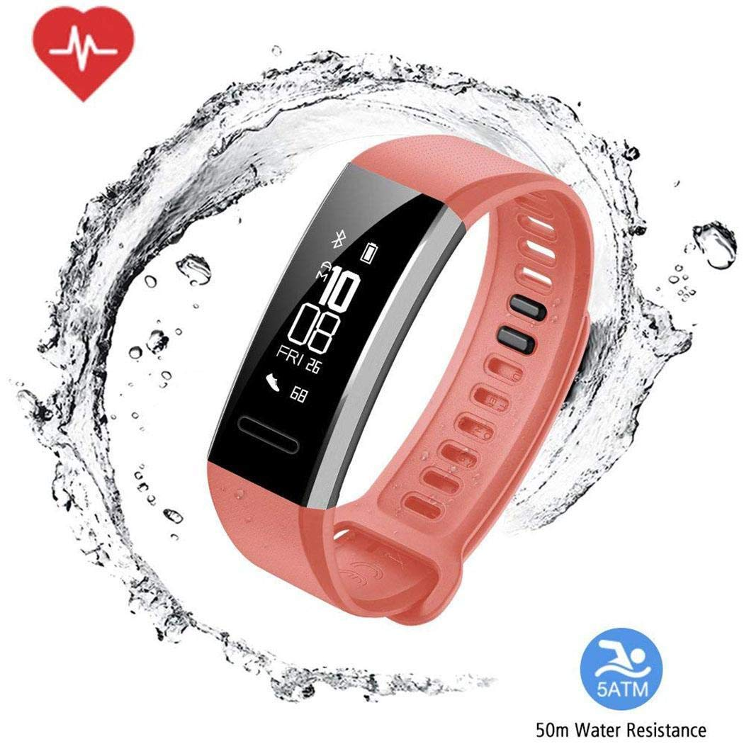 Multifunction Tracker Smart Fitness Wristband Heart Rate Monitor Fitness Track Heart Rate Monitors