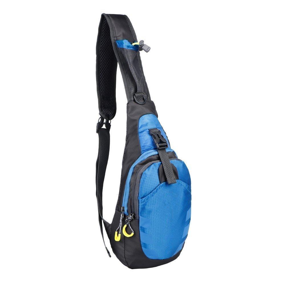 Sling Chest Bag, ATailorBird Anti-scratch Unbalance Backpack Crossbody Shoulder Pack