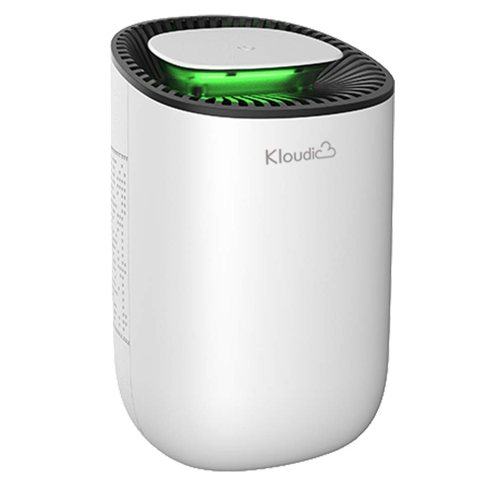KLOUDIC Dehumidifier 600ml Portable Mini Electric Dehumidifier