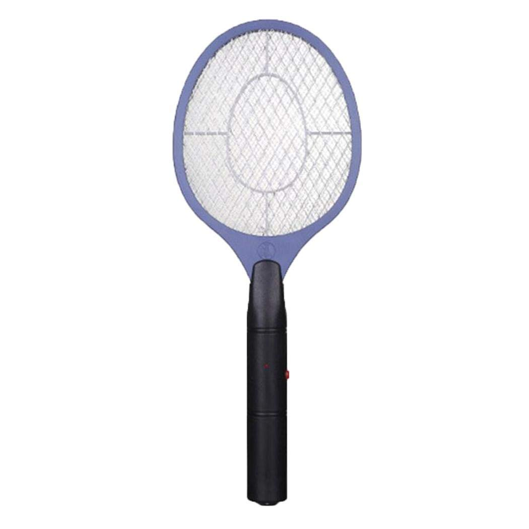 Handheld Bug Fly Mosquito Insect Swatter Racket Killer Moths