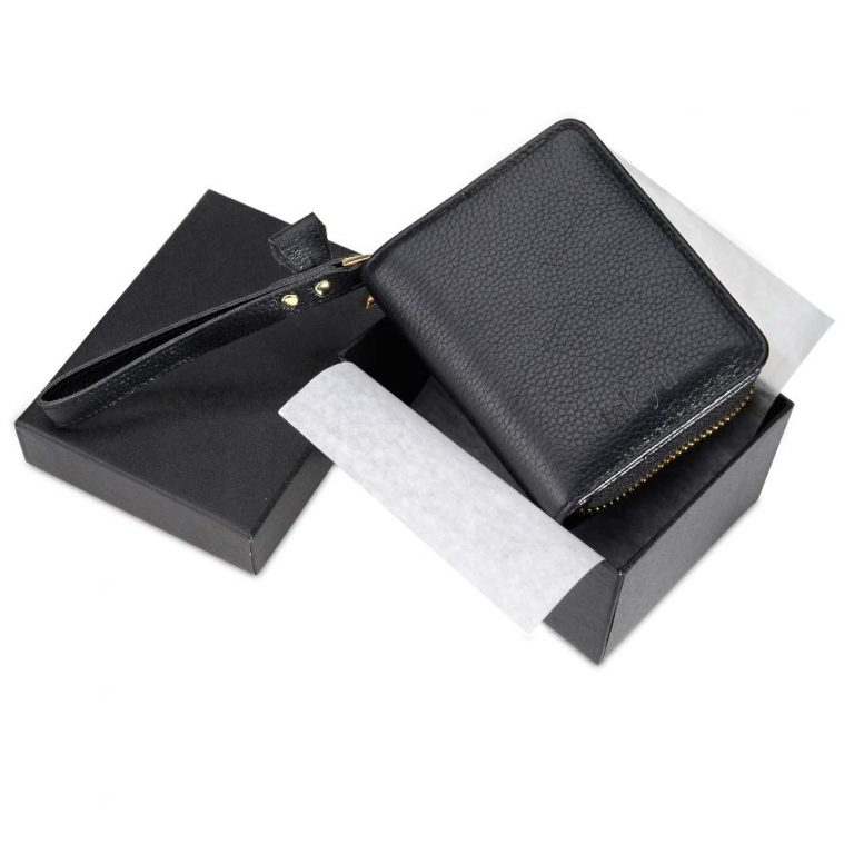 Credit Card Wallets for Women black