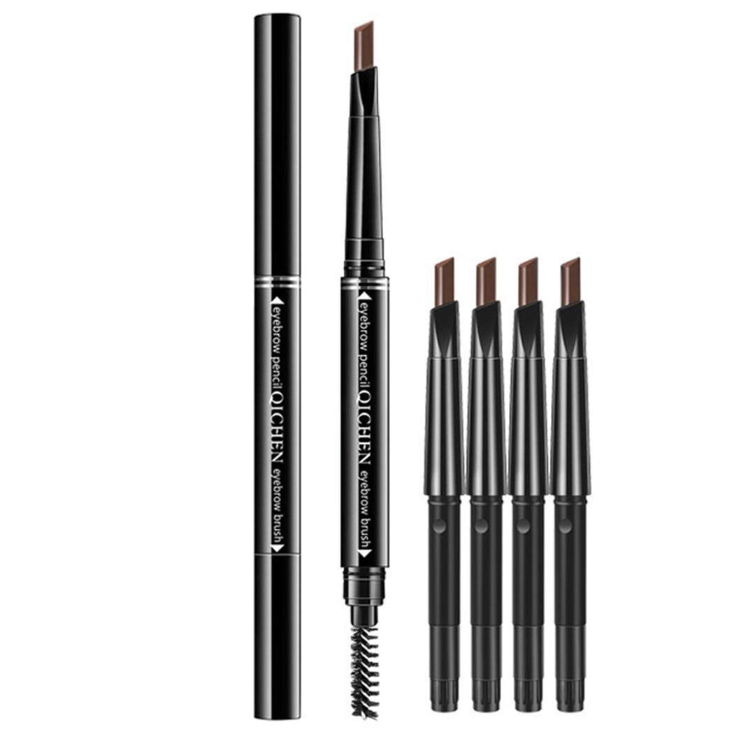 Xixini 5pcs/Set Women Fashion Waterproof Long Lasting Eyebrow Pencil