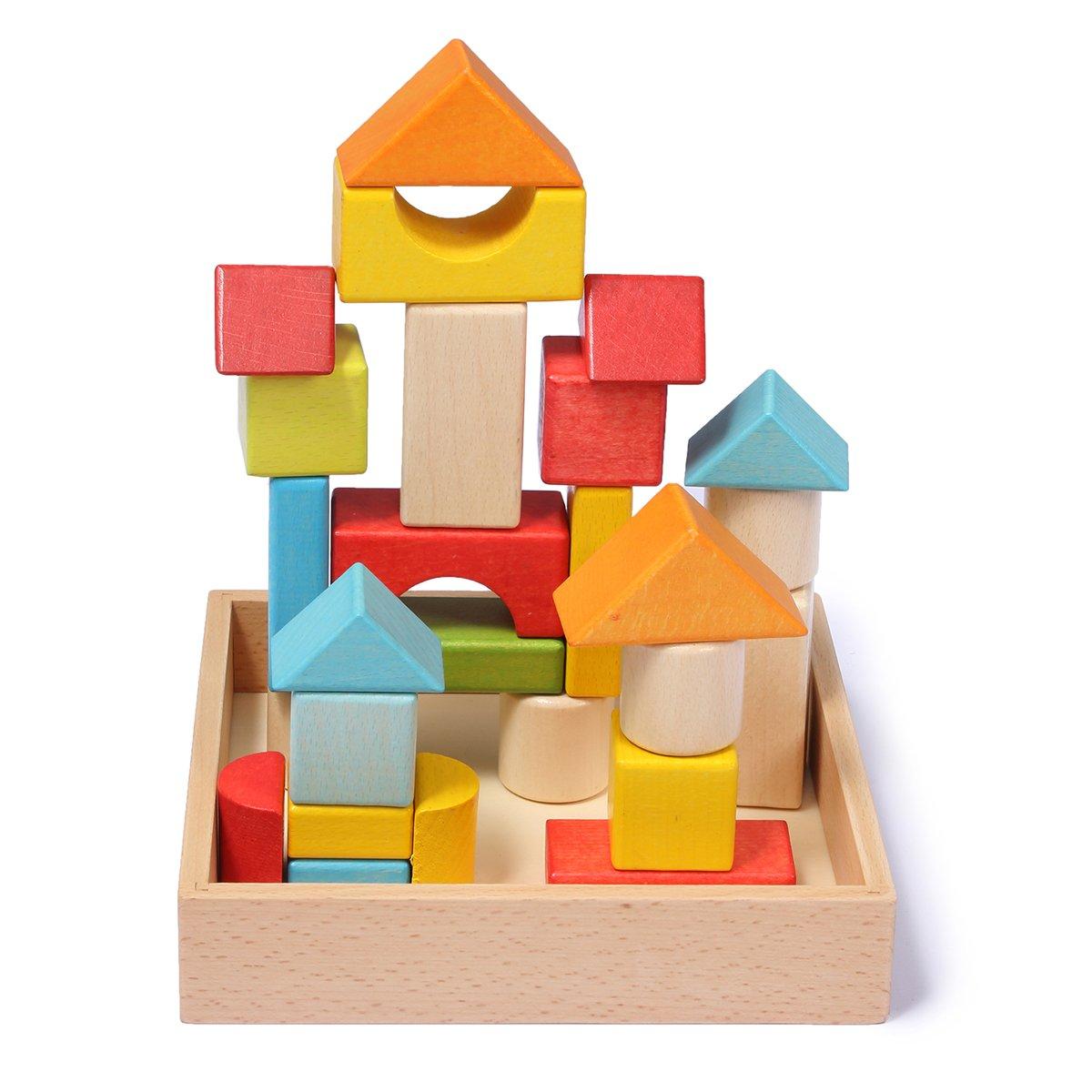 20% off Wondertoys 26 Pieces Building Blocks Set