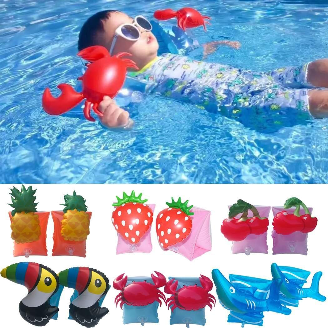 Baby Swimming Circle Child Inflatable Swimming Pool Toy Kids Life Jacket, Life Vest