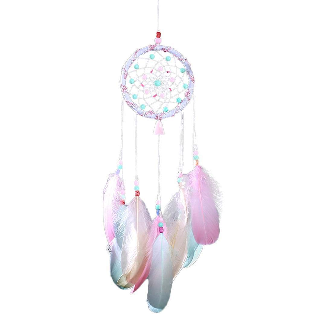 Creative Multicolor Beads Handmade Dream Catcher Home Decor Gifts