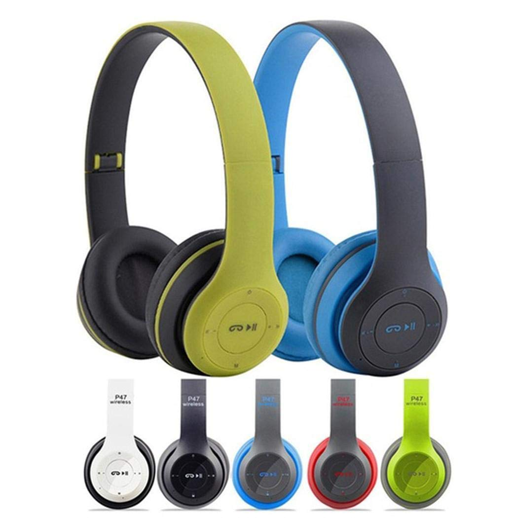 Wireless Bluetooth Stereo Headphones Bluetooth Headset