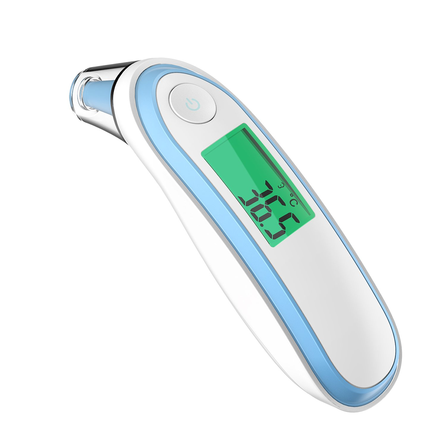 Medical Ear Thermometer with Forehead Function