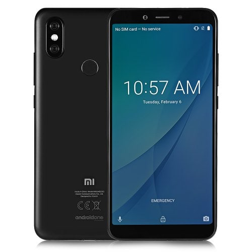 12% Off Xiaomi Mi A2 4G Phablet