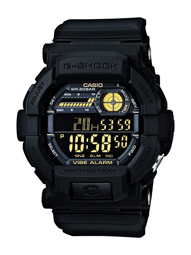 Casio G-Shock Men's Watch GD-350-1BER