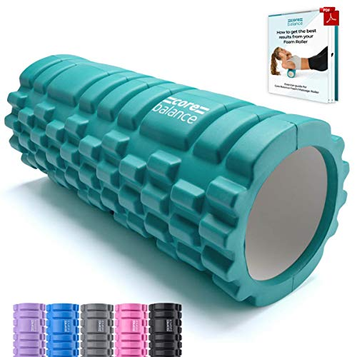 Trigger Grid Foam Massage Roller, Muscle Target Point System