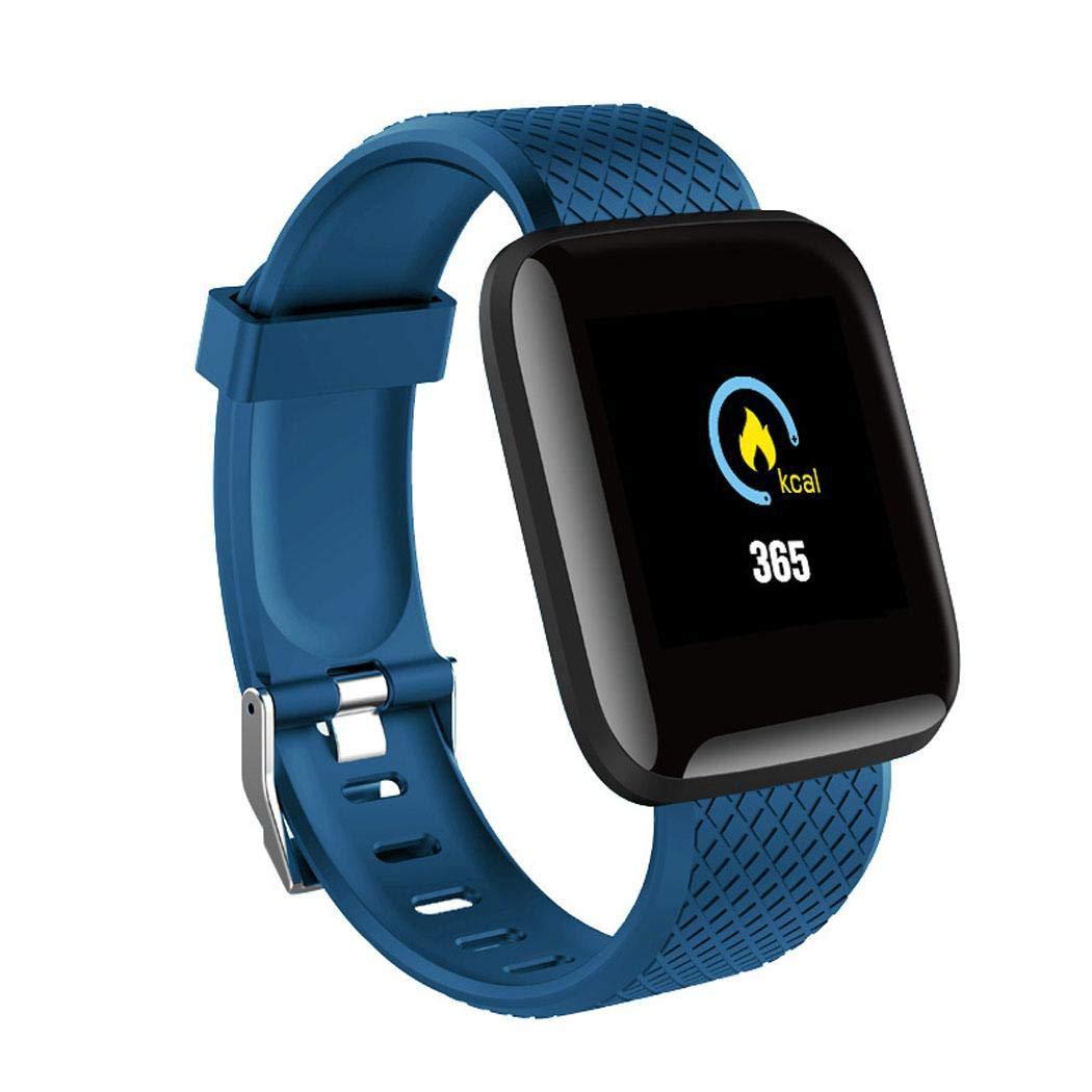 Sisaki Waterproof Bluetooth Sports Smart Wristband Bracelet Fitness Tracker Heart Rate Monitors