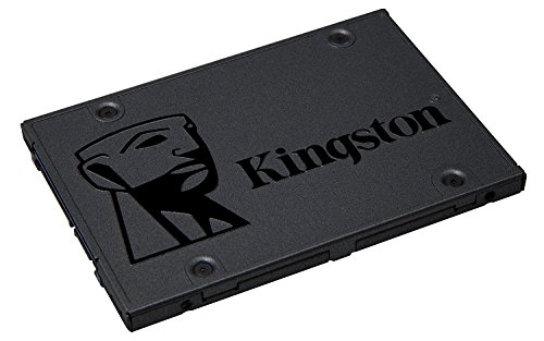 Kingston SSD Solid State Drive (2.5 Inch SATA 3), 480 GB