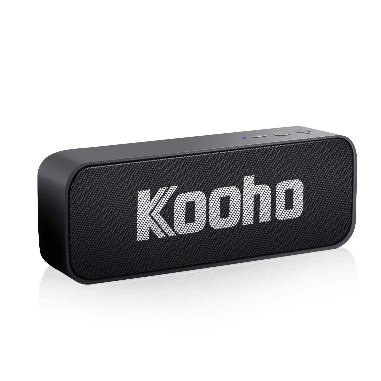 KOOHO S7 Portable Bluetooth 4.2 Stereo Speaker