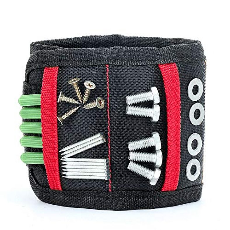 Magnetic Wristband, Best Gift for Men, DIY Handyman