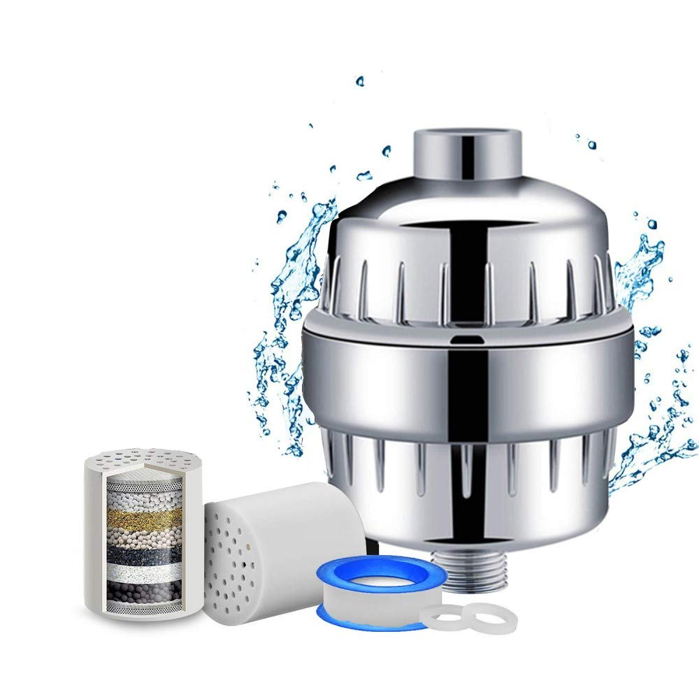 HIP TEC High Output 15-Stage Shower Filter