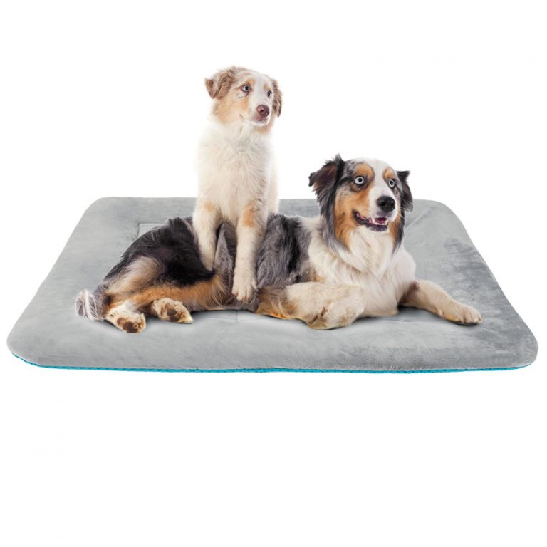 Large Dog Bed Mat 44 Inch Crate Matteress Non Slip Washable Cushion Pad