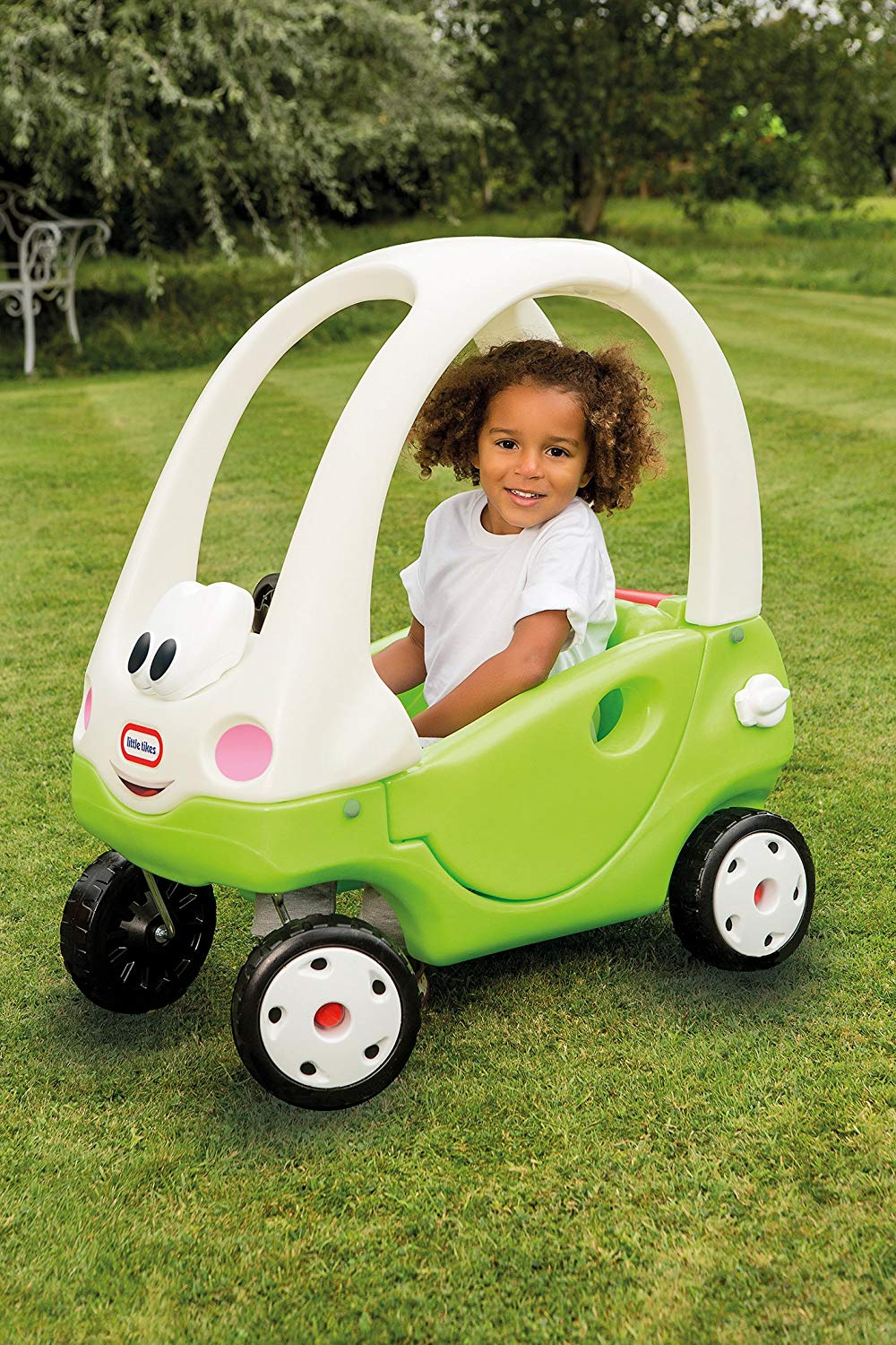 kids Little Tikes Grand Cozy Coupe