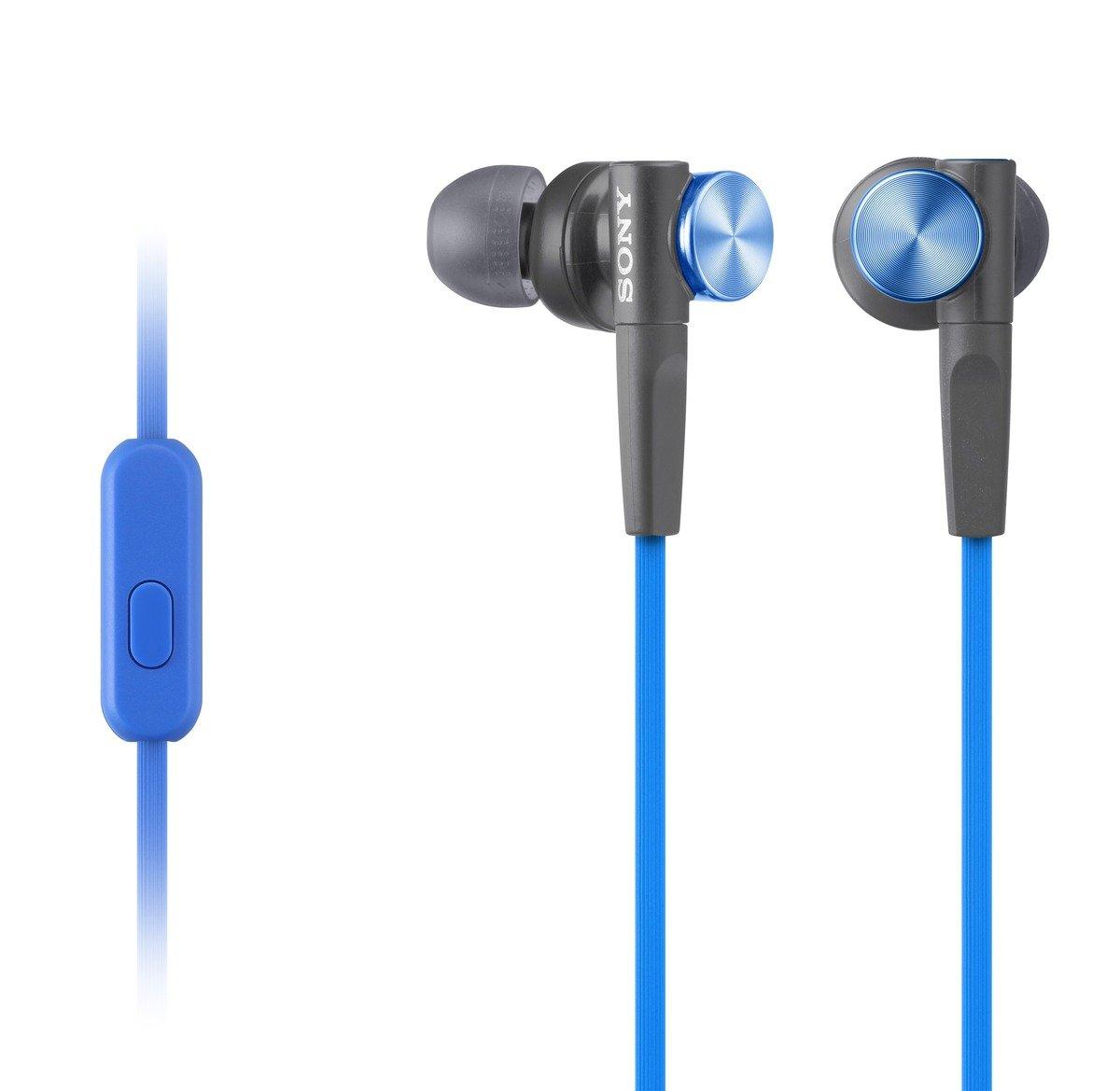 Sony MDR-XB50AP In-Ear Extra Bass Headphones
