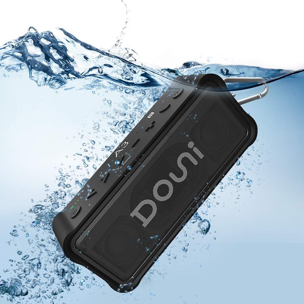 Bluetooth Waterproof Speakers, ZealSound Portable Speaker Outdoor