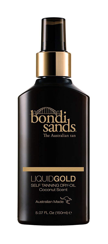 Liquid Gold Self Tanning Oil 150ml
