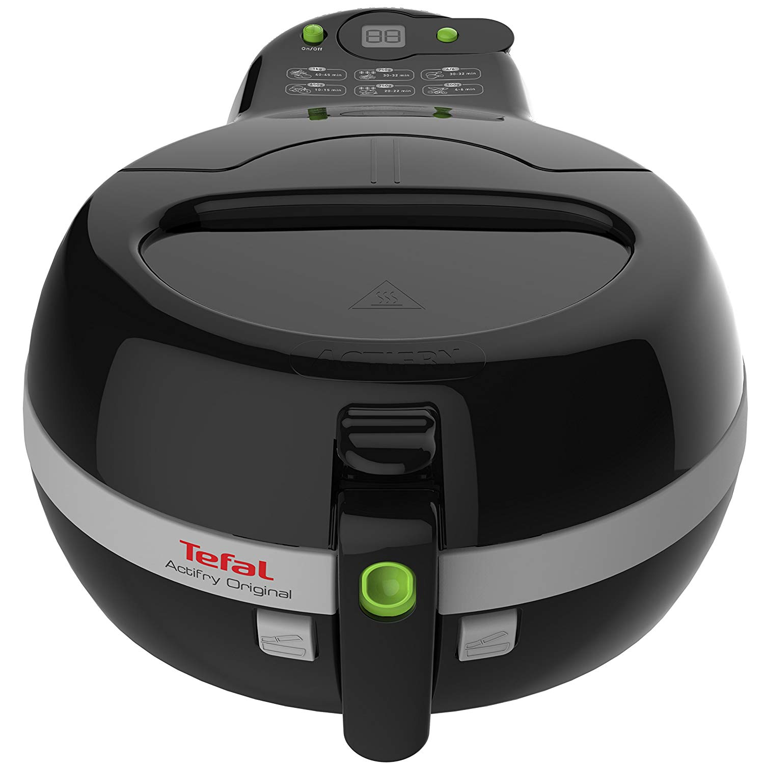 Tefal Actifry, Air Fryer, Traditional, (4 Portions), Black, 1 Kg Capacity