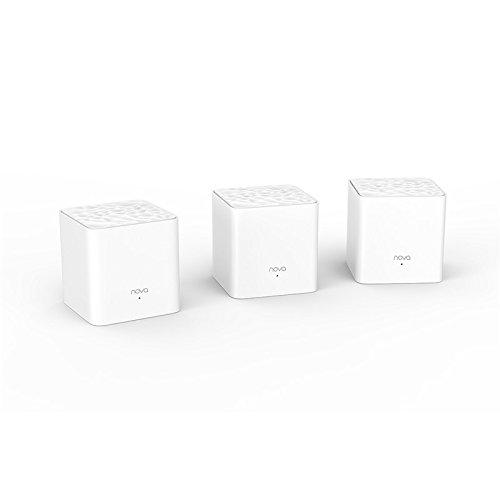 Tenda Nova MW3 Whole Home Mesh WiFi System Pack of 3