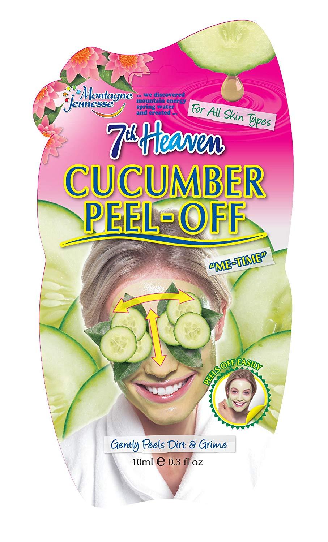 Montagne Jeunesse Cucumber Peel Off Face Masque