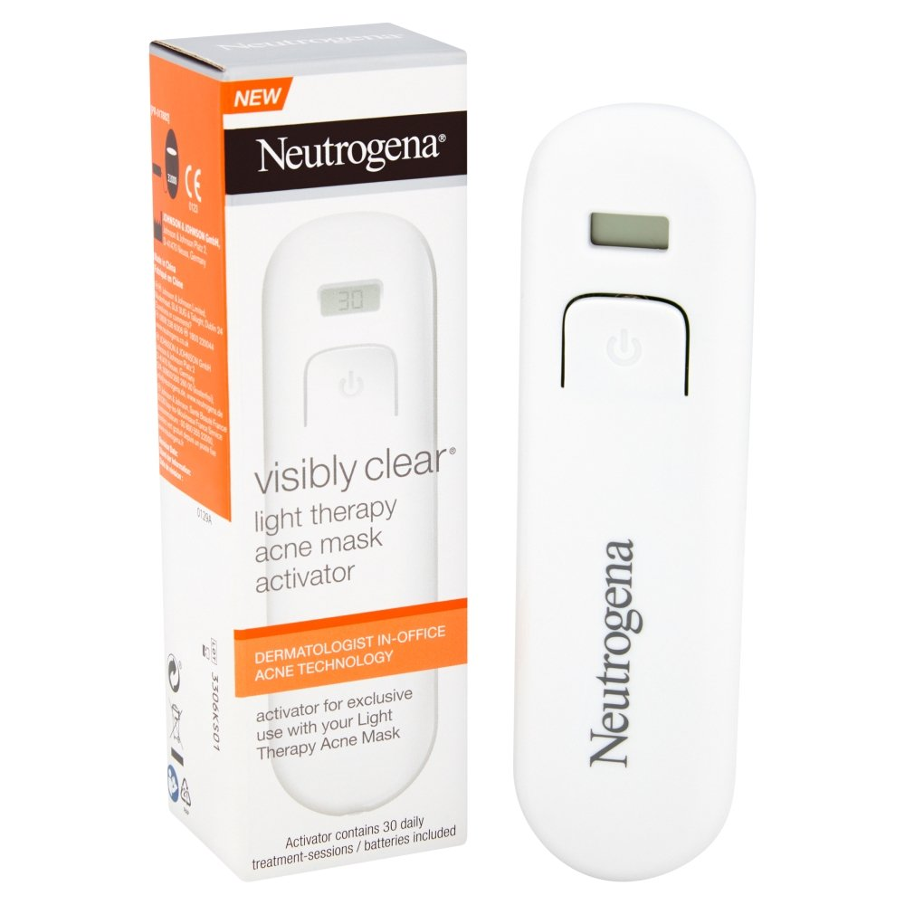 Neutrogena Visibly Clear Light Therapy Activator