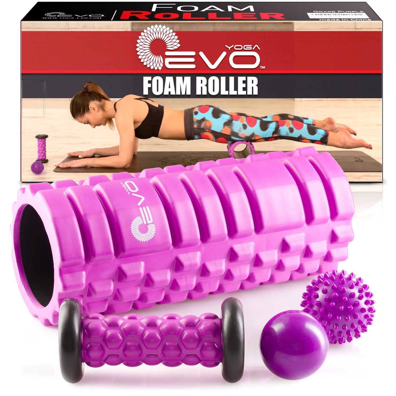 Yoga EVO Foam Rollers Bundle Kit